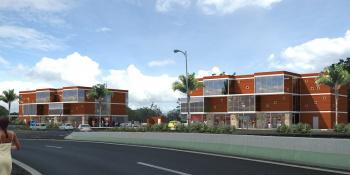 SCHOELCHER : Grand bureau 182 m2 dans résidence neuve