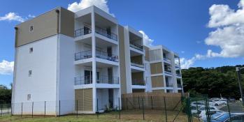 A louer St JOSEPH : appartement T3 neuf à 2 pas du CHU